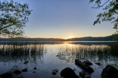 29.06 Sonnenuntergang und Filou